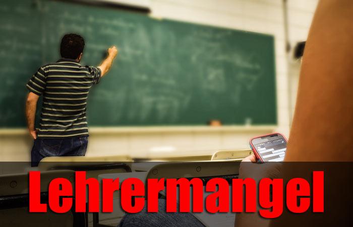 Lehrermangel und Platznot