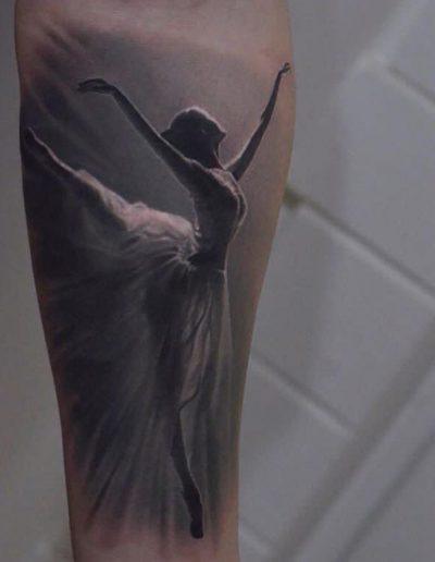 Fernab von Darmstadt – Skull Tattoo